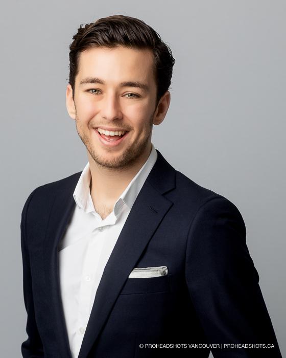 LinkedIn headshot profile studio photos Vancouver