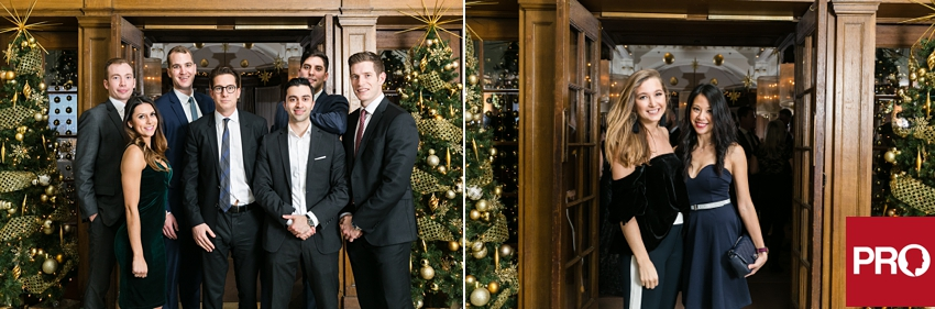 Corporate Christmas Event Photographer